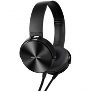 Digimate Black MDR-XB450 Over The Head On-Ear EXTRA BASS Headphone
