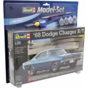Macheta Revell Model Set 1968 Dodge Charger 2 in 1