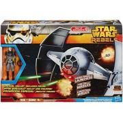Star Wars Rebels Inquisitors Tie Advanced Prototype Vehicle with Bonus Figure Inquisitor