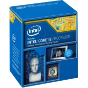 INTEL C I5-4670 - Intel Core i5-4670, 4x 3.40GHz, boxed, 1150