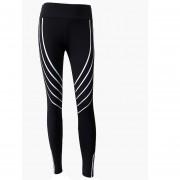 Pantalones Deportivos Yoga Para Mujer E-Thinker - Negro