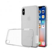 Husa Spate Ultra Slim Nillkin iPhone X /xs Transparenta