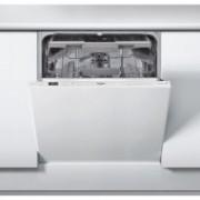 Whirlpool WIC 3C26 PF Semi-incorporado 14espacios A++ Plata lavavajilla