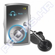 Mp3 Player SanDisk Sansa Clip FM 8GB Silver