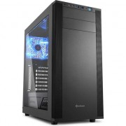 Carcasa PC Sharkoon M25-W (4044951019328) , Turnul Midi , Micro ATX , ATX , Mini ITX , 7 sloturi