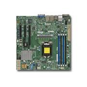 MB Supermicro MBD-X11SSH-F-O, LGA 1151, micro ATX, 4x DDR4, Intel C236, LAN 2x, VGA, 36mj