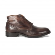 Ghete Dama Sneaky Steve Wakeham W Leather Shoe Maro