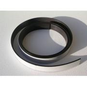 Banda magnetica autoadeziva, 1,27 cm latime