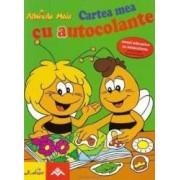 Albinuta Maia Cartea mea cu autocolante