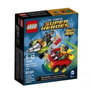 LEGO Super Heroes Mighty Micros Robin TM vs. Bane TM 76062