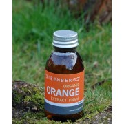 Esenta de portocale bio Steenbergs 100ml