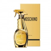 Moschino fragancia para dama moschino fresh gold eau de parfum 100ml
