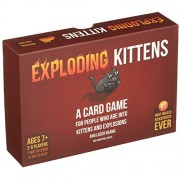 Ocamo Exploding Kitten Card Game Bear VS Babies Kittens Board Card Game Playing Cards Toys