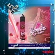 DNA - Strawbz Shake - 75ml 3 mg