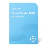 Microsoft Visual Studio 2010 Professional, C5E-00521 elektronikus tanúsítvány
