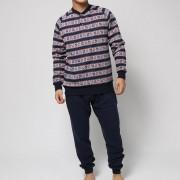 【SALE 41%OFF】アーノルドパーマー arnold palmer JQスノークリスタルパジャマ (ネイビー)