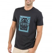 Oxbow T-shirt Oxbow Ternego Black