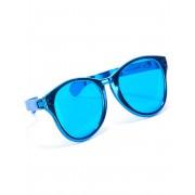 Vegaoo Jätteglasögon i blått för vuxna One-size