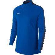 Nike Dry Academy 18 Drill Top Sportshirt Dames - blauw