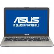 """Notebook Asus A541UA, 15.6"""" HD, Intel Core i3-6006U, RAM 4GB, HDD 500GB, Windows 10 Home, Negru"""