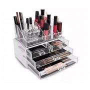 Organizador Cosméticos Maquillaje Joyas Acrilico