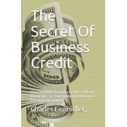The Secret of Business Credit: How to Build Business Credit & Obtain Financing for Your Company Without a Personal Guarantee, Paperback/Charles Eisnnicher Jr