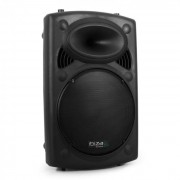 SLK15-A Altifalante ativo 38cm PA 800W USB SD MP3
