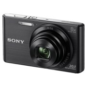 SONY Cyber-shot W830 Zwart