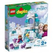 Lego set de construcción lego duplo frozen castillo de hielo 10899