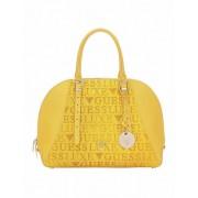 Guess Bauletto-Handtasche «Lady Luxe» von Guess, gelb
