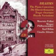 J Brahms - Piano Concertos1&2/ Haydn (0028945306728) (2 CD)