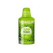 Clean extradetox chá verde, cardo mariano e alcachofra 600ml - Drenaslim