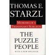 The Puzzle People: Memoirs of a Transplant Surgeon, Paperback/Thomas Starzl