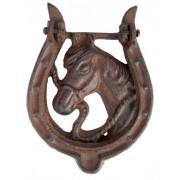Ajtókopogtató lovas