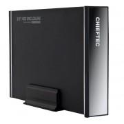 "Chieftec Enclosure 3,5"" SATA USB3.0 Alu Black CEB-7035S"
