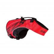 EzyDog DFD X2 Boost Hondenzwemvest - Reddingsvest hond - Rood - Size: Small