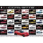 Puzzle 1000 piese Corvette Evolution