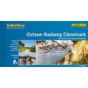 Fietsgids Bikeline Ostseekustenradweg Danmark - Denemarken | Esterbauer