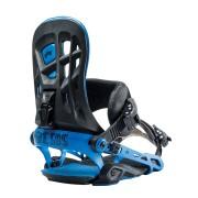 Legaturi snowboard Rome 390 Boss Cobalt Blue 2019
