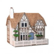 Greenleaf Dollhouses Glencroft Dollhouse Kit