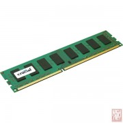 Crucial DDR3 8GB, 1600MHz, CL11, low voltage (CT102464BD160B)