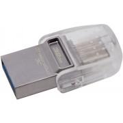 USB Flash 32GB 3.0 Kingston DTDUO3C/32GB, MicroDuo