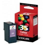 Cartucho Lexmark #35 18C0035 color alta resolución