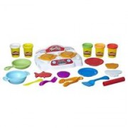 Set Play Doh Kitchen Creations Sizzlin Stovetop