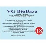 Inawera - VG Biobaza 18mg - 100 ml