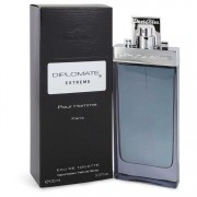 Paris Bleu Diplomate Pour Homme Extreme Eau De Toilette Spray 3.4 oz / 100.55 mL Men's Fragrances 545418