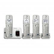 Telefonos Inalambricos Panasonic Kx-tg684sk 4 Auriculares