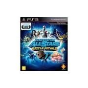 Jogo PS3 Playstation All Star Battle Royale Favoritos