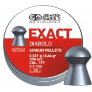 Śrut Diabolo EXACT 4,52 mm nadkalibrowy
