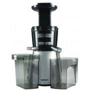 Storcator de fructe si legume Zelmer ZJP1300B, 250 W, 80 rpm, vas suc 1.2 litri, revers, inox-negru